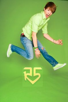 Throw back I remember watching this R5 TV