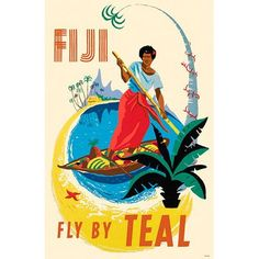 Fiji * Teal Airlines