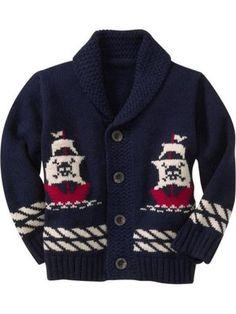 Fancy - Baby GAP Pirate Sweater