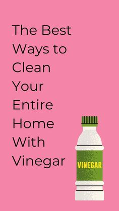 If you're looking for a non toxic cleaner try using vinegar to clean. Check out these vinegar cleaning solution ideas to easily and safely clean your home. Want to know how to clean windows with vinegar and more? check out these 12 ways you can get your home to sparkle using vinegar. #hometalk Diy Home Cleaning, Bathroom Cleaning Hacks, Oven Cleaning, Diy Cleaning Products, Cleaning Solutions, Cleaning Tips, Cleaning Spray, Cleaning Windows With Vinegar, Clean Oven With Vinegar