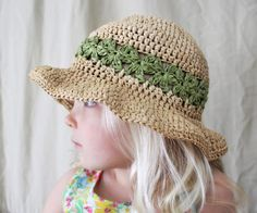 Looking for your next project? You're going to love The Lainey Sun Hat by designer NaturallyNora