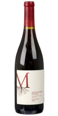 Montinore Estate Willamette Valley Pinot Noir2012  #taninotanino #vinosmaximum