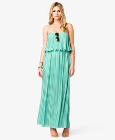 Layered Maxi Dress | FOREVER21 - 2005758340