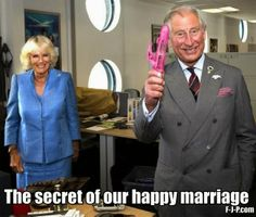 Funny Prince Charles Happy Marriage Secret