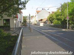 Modaubrücke in Eberstadt.