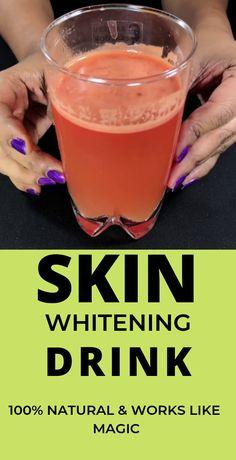 Papaya skin whitening drink to get fair skin naturally #skin #skincare #skinwhitening #fairskin #skinwhiteningtips
