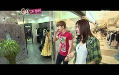 We Got Married, Teuk, So-ra(21) #01, 이특-강소라(21) 20120623