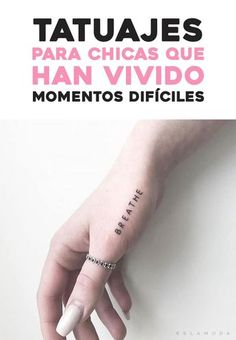 17 Ideas Tattoo Girl Wrist Tatuajes For 2019 Mini Tattoos, Little Tattoos, Word Tattoos, Trendy Tattoos, Body Art Tattoos, Small Tattoos, Sleeve Tattoos, Tattoos For Women, Tatoos
