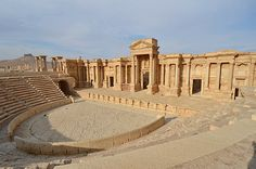Palmyra (1000 Places, UNESCO) - Syria