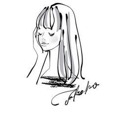 過去誌面イラスト ハニカミ具合が気に入っていて  #Takakoillust #illustration #fashion #illustagram #イラストレーション #イラスト #drawing #illustrator #イラレCS5 #illust #girl #Pinterest#ファッションイラスト #fashionillustration #girly #kawaii