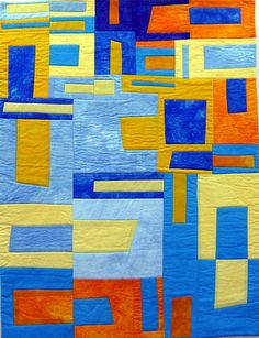 Blue C's by Marcia deCamp