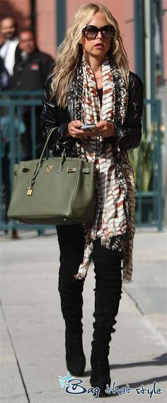 Army green Birkin. Changed my mind. Not going for the tan anymore. Too mature.