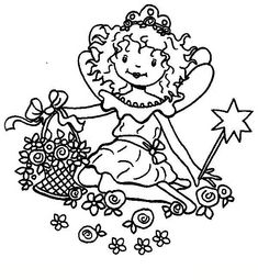 Kleurplaten Van Prinses Lillifee.31 Amazing Princess Lillifee Images Princesses Princess Coloring