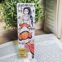 Excited to share this item from my #etsy shop: Clown Fish Mermaid Bookmark, Orange Mermaid Bookmark, Siren Bookmark, Laminated Bookmark, Mermaid Gifts, Bookish Gifts #mermaid #clownfish #bookmarks #reading #bookstagram Mermaid Gifts, Clownfish, Gifts For Readers, Altered Images, Bookstagram, Bookmarks, My Etsy Shop, Colours, Orange