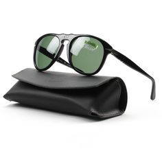 ae47a335564 Persol 649 Suprema Sunglasses 95 58 Black