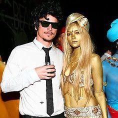josh hartnett and gemma ward celebrity halloween costumes - Josh Hartnett Halloween