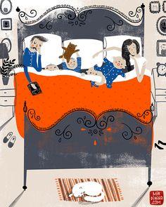 Co-dormire Giclee Pr