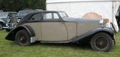 1928 Rolls-Royce 20hp/Derby Bentley Project