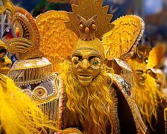… cuyo aspecto te hará creer que estás soñando, aún con los ojos abiertos. | 13 Imágenes que demuestran que el Carnaval de Oruro es único