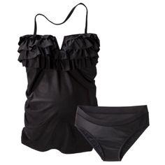 Liz Lange® for Target® Maternity 2 Pc. Tankini Swimsuit