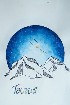 I Painted Zodiac Sign Constellations | Bored Panda