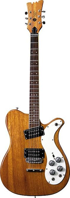 MOSRITE STEREO 350; I once owned the bass version of this!