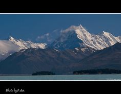 """About:  Mount Cook seen from Mount Cook lookout at SH8 highway about 70km away from the top.  Aoraki is the highest mountain in New Zealand and is 3754m highway, from the lookout you have a magnificent view with the immense Lake Pukaki in front of it.   America's best -KFC and other famous restaurant dishes can be yours at home-save money.  """"HOT"""" - People Magazine  Read about it here"""
