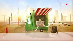 Who never dreamed about a free and unexpected coffee?! This is a short animation inspired by a small Italian coffee van I see every morning in sunny London.  Direction, Design, Animation:  Mathieu Dellabe | www.deelabs.tv   Sound Design:  Kinane Moualla | http://troiscentquarante.com & Mathieu Dellabe  Cheers!