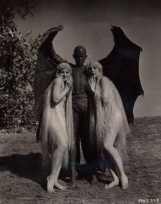 Extras from Max Reinhardt's A Midsummer Night's Dream (1936)
