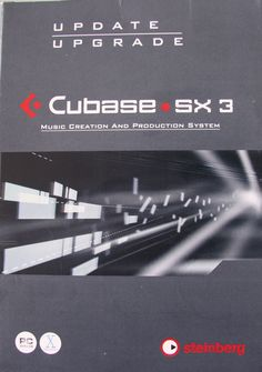 started out with Cubase VST in then upgraded regularly until 2003 . also doesn't work in any OS environment later than Win XP Steinberg Cubase, Environment, My Love, Music, Products, Musica, Musik, Muziek, Music Activities