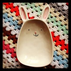 Well, you could make any number of cute little woodland creatures using this simple inspiration!