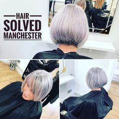 HIGHLIGHTS OF 2019 Over the next few days we will be sharing some of our favourite posts of 2019. We absolutely loved this stylish and sleek bob from the team at Hair Solved Manchester #hairtransformation #hairsolved #hairsolvedmanchester #hairstyle #hairlosssolution #hairlosssystem #manchestersalons #manchesterhairlossexperts #manchesterhairloss #hairlossmanchester #2019memories #newyear