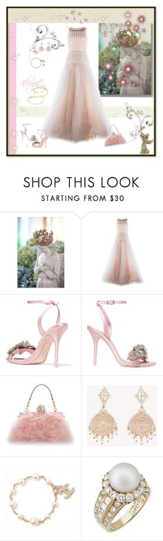 """Valentino"" by deborah-518 ❤ liked on Polyvore featuring Valentino, Sophia Webster, Dolce&Gabbana, NA-KD, Chanel and Van Cleef & Arpels"
