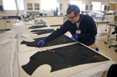 Saving a vivid link to the tragic end of the USS Monitor. -- Mark St. John Erickson