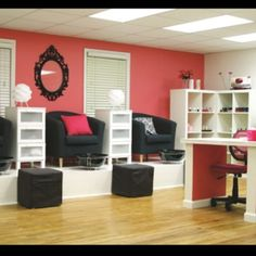 I want one in my basement.  My own pedicure salon(: yeah it would be nice!