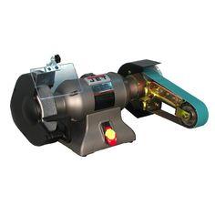 JET Jigm-8 8 in. Ind Grndr with Multi-Tool Att