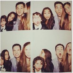 "This is the modern-day Matthews family, aka the cast of Girl Meets World. | 32 Adorable Photos Of The ""Girl Meets World"" Cast Hanging Out In Real Life"