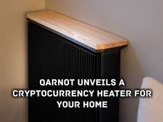 """#tech #technology #news #breakingnewshttps://goo.gl/fmYNQp """"French startupQarnotunveiled a new computing heater specifically made for cryptocurrency mining. Youve read that right theQC1is a heater for your home that features a passive computer inside. And this computer is optimized for mining. While most people use laptops back in the golden days of computer towers you could heat a room with a couple of desktop computers. And heat is still one of the biggest challenges when youre building a…"""
