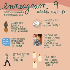 campaign personality All 9 Enneagram Mental Health Kits What a fun series this has been! The original heart behind this series for both Jenna and I was Personality Psychology, Personality Types, Personality Profile, Enneagram Test, Infj Type, Nutrition, Thing 1, Self Discovery, Motivation