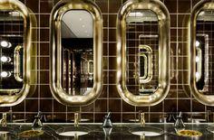 Mondrian Hotel, Interior by Tom Dixon