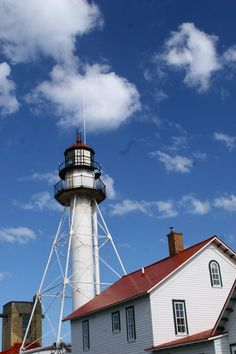 Yaquina bay newport oregon lighthouses pinterest newport join us at whitefish point one of our most favorite locations in the eastern upper peninsula check out the lighthouse and the great lakes shipwreck museum freerunsca Gallery
