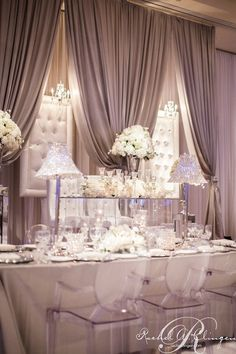 Plexi Head Table #fabulous