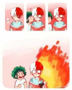 Read Tododeku from the story BNHA Ship Art by Luminary_Maki (KlanceShipper™) with reads. My Hero Academia Shouto, Hero Academia Characters, Bakugou And Uraraka, Comic Anime, Art Manga, Manga Anime, Hero Wallpaper, Cute Comics, Blue Exorcist