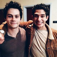 Dylan and Scott ❤
