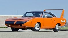 Auction Fresh 1970 Plymouth Hemi Superbird Is An Unexpected Find