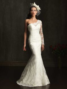 Allure Bridals: Style: #9054.Available @ LOWS BRIDAL.