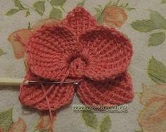 30 Meilleures Images Du Tableau Fleurs Crochet Crochet Flowers