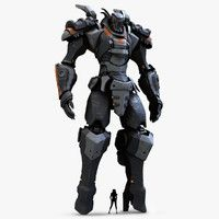 Mech (No Weapons) Model available on Turbo Squid, the world's leading provider of digital models for visualization, films, television, and games. Female Cyborg, Pottery Pots, Futuristic Armour, 3d Video, Decorative Screens, 3d Assets, Weapons, Outdoor Pots, Models