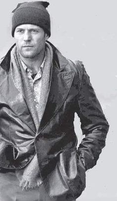 Jason Statham...like his outfit to...L.Loe