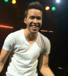 His smile ~ ♡❤️❤️❤️
